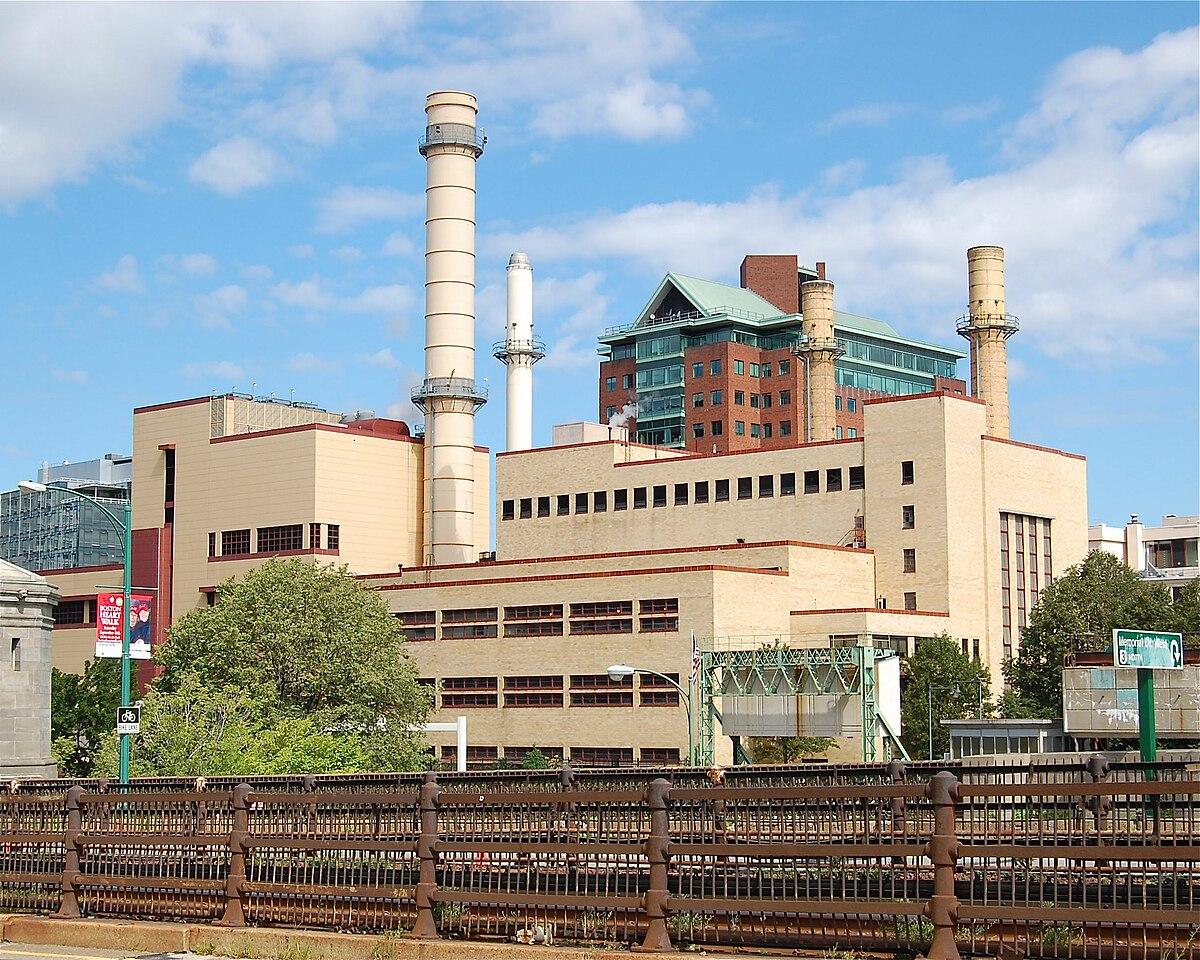MIT's cogeneration plant