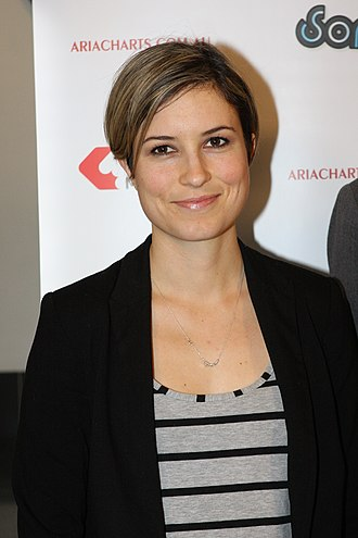 ARIA Music Awards of 2012 - Missy Higgins was nominated for four awards and won two.