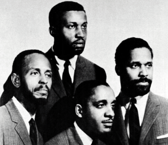 Modern Jazz Quartet - Modern Jazz Quartet in 1964 Left to right: Heath, Kay, Jackson, Lewis