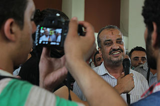 Mohamed Beltagy Egyptian politician