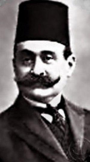 Mohamed Said Pasha - Mohammed Said-pasha