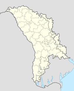 ComratKomrat is located in Moldova