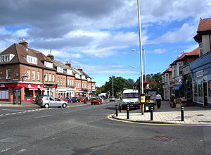 Monkseaton - Front Street, Monkseaton