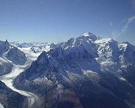 Mont Blanc Massif Wikipedia