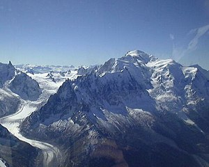 History of a Six Weeks' Tour - Mont Blanc and the Mer de Glace glacier were focal points of the Shelleys' 1816 journey.