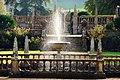 Montacute House- Garden Fountain (geograph 3312359).jpg