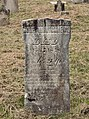 Montgomery (Jane), Bethany Cemetery, 2015-10-09, 01.jpg