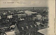Montmagny, carte postale, vers 1903-1906