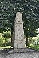 Monument aux morts de la résistance de la Seconde Guerre mondiale (Dinan).jpg