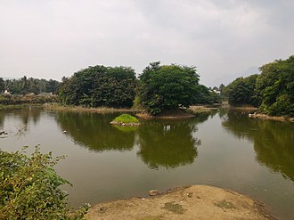 Salem, Tamil Nadu - Islands of Mookaneri Lake