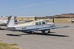 Mooney M20F Executive 21 (VH-WTC) at Wagga Wagga Airport.jpg