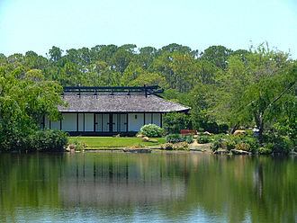 Delray Beach, Florida - Morikami Museum and Japanese Gardens.