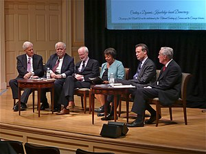 Morrill Land-Grant Acts - Image: Morrill Act 150th Anniversary Celebration, June 23, 2012 36
