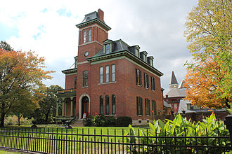 Indiana Landmarks - Morris-Butler House in Indianapolis