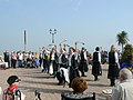 Morris dancers at Deal - geograph.org.uk - 1505690.jpg
