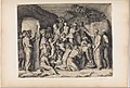 Moses Telling the Israelites to Gather Manna and Moses Striking the Rock MET DP269686.jpg