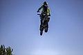 Motocross in Iran- Ali Borzozadeh حرکات نمایشی موتورکراس در شهرکرد، علی برزوزاده، عکاس- مصطفی معراجی 14.jpg
