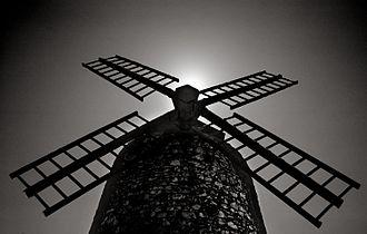 Allauch - Windmill