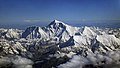 Mount Everest as seen from Drukair2.jpg
