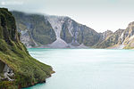 Mount Pinatubo Crater Lake.JPG