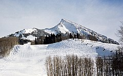 Crested Butte in 1988