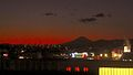 Mountfujifromyokohama-jan2-2008-almostnight.jpg