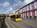 Movia bus line 66 on Hammerichsgade 01.jpg