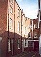 Mr Gissing's House, Thompson's Yard, Westgate, Wakefield - geograph.org.uk - 317755.jpg