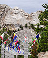 Mt. Rushmore and State flags.jpg