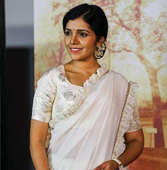 Mukta Barve - Mukta Barve at trailer launch of Mumbai-Pune-Mumbai 2