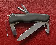 pocketknife wikipedia