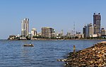 Mumbai 03-2016 09 skyline of Lotus Colony.jpg