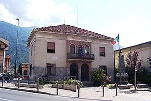 Berzo Inferiore - Townhall of Berzo Inferiore