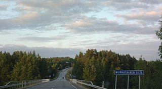 Finnish national road 11