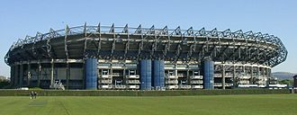 Murrayfield Stadium - Murrayfield