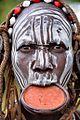 Mursi Woman, Mago, Ethiopia (15022107829).jpg