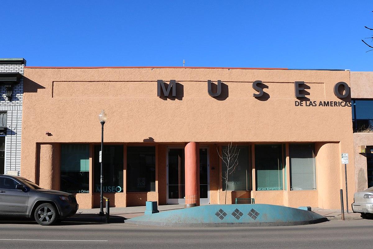 Santa Fe News >> Museo de las Americas - Wikipedia