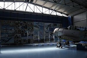Museo dell'Aeronautica Gianni Caproni, northern hangar, 2011 (3).JPG