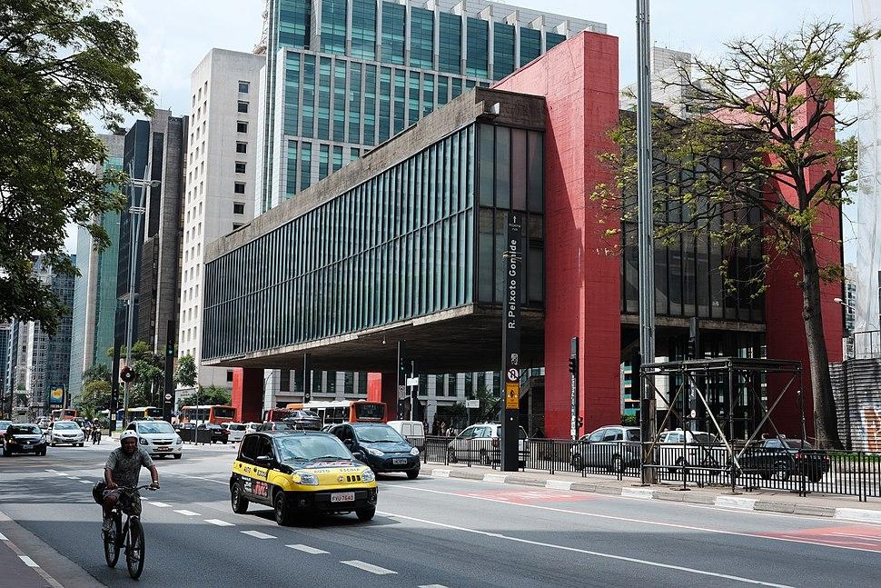 Museu de Arte de S%C3%A3o Paulo Assis Chateaubriand - MASP