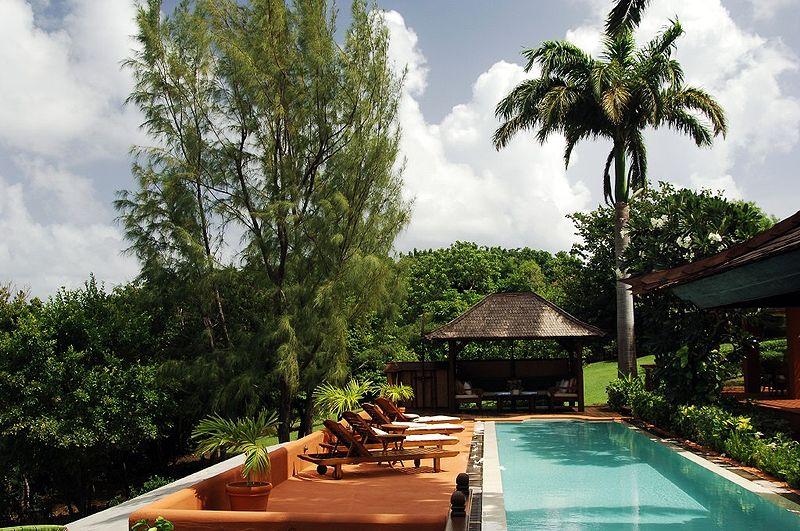 Mustique Island villa