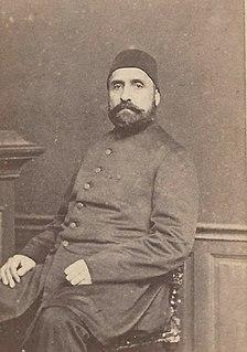 Mehmed Rushdi Pasha Ottoman politician and Grand Vizier