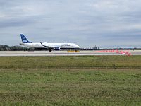 N306JB - E190 - JetBlue Airways