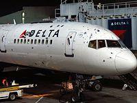 N727TW - B752 - Delta Air Lines