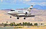 N858QS 2004 Raytheon Aircraft Company HAWKER 800XP C-N 258691 (6445640455).jpg