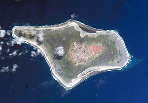 Starbuck Island - Image: NASA Starbuck Island