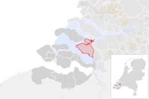 NL - locator map municipality code GM0716 (2016).png