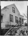NORTH SIDE, VIEW TO SOUTHWEST - P. J. Almquist House, 16 Second Street Northwest, Waukon, Allamakee County, IA HABS IOWA,3-WAUK,1-4.tif