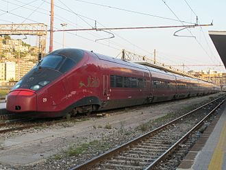 Nuovo Trasporto Viaggiatori - Alstom AGV trainset