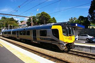 Johnsonville Branch Railway line in New Zealand