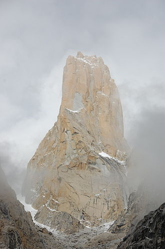 Gilgit-Baltistan - The Trango Towers offer some of the largest cliffs and most challenging rock climbing in the world, and every year a number of expeditions from all corners of the globe visit Karakoram to climb the challenging granite.
